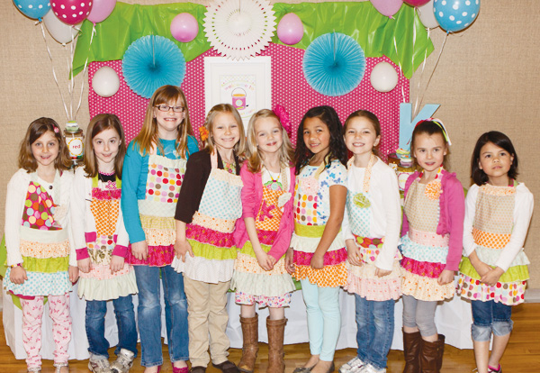 Birthday party crafts for kids birthday party ideas for Birthday craft ideas for girls