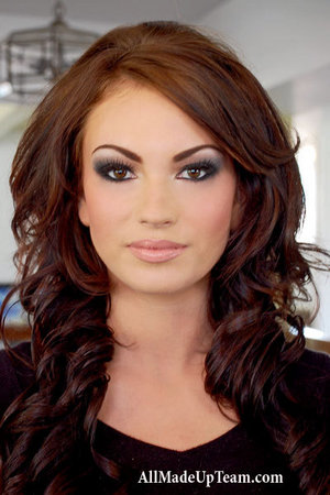 Bridal Makeup And Hair Popular Hairstyles Trend