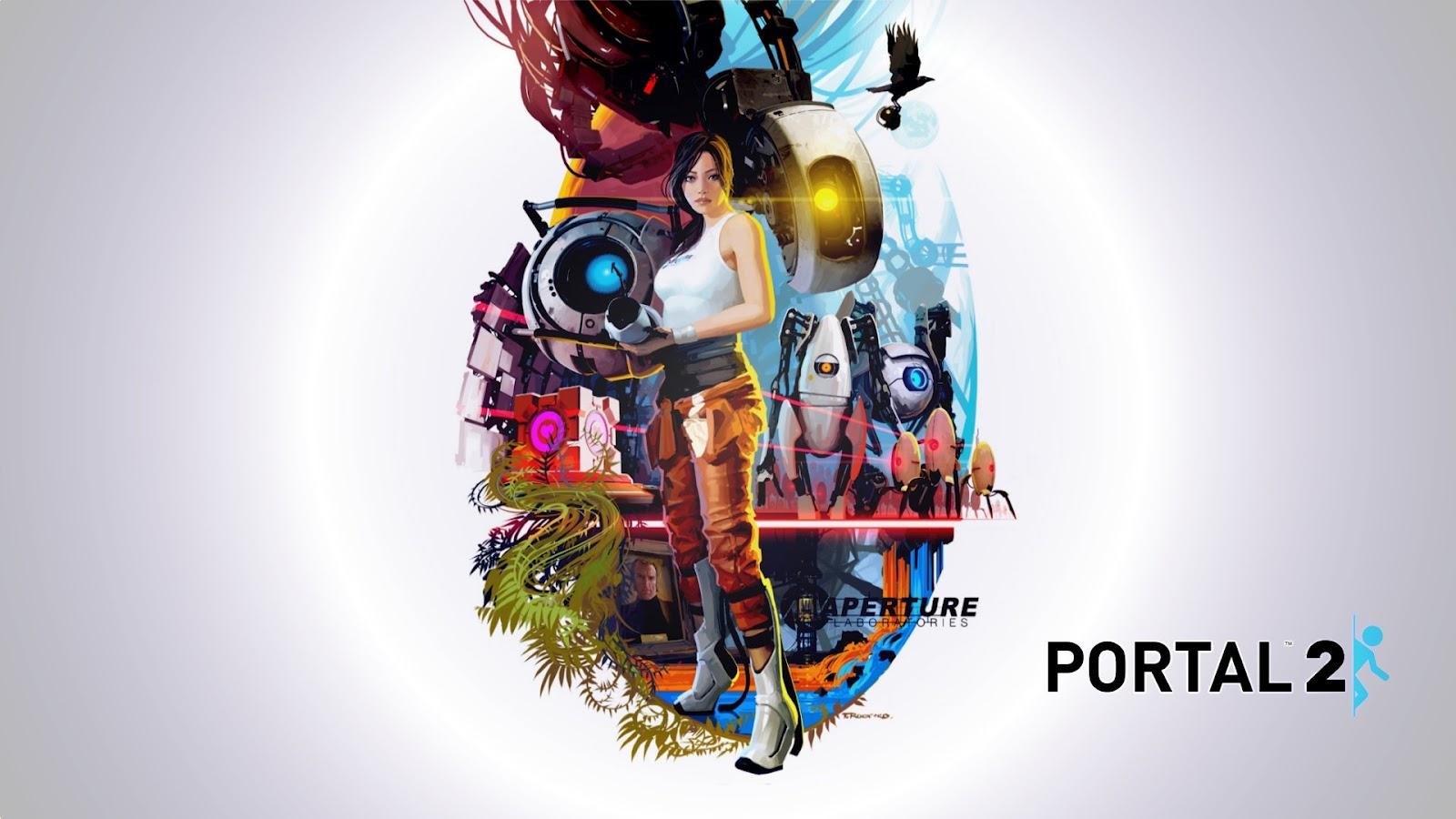 wallpaper: portal 2 wallpapers 1080p