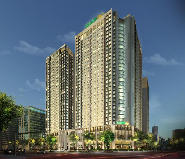 Tổng quan Eco Green City