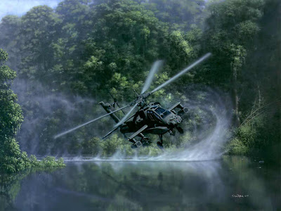 Cobra Helicopter Wallpapers