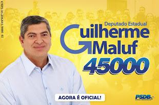 Deputado Estadual DR. GUILHERME MALUF do PSDB-MT