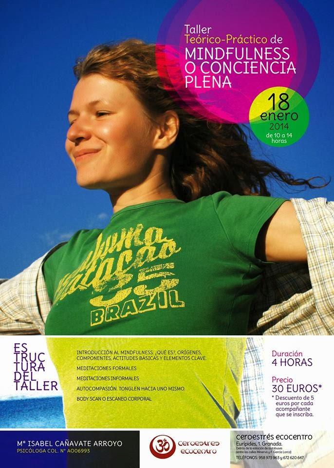 Taller mindfulness Asociación granadina de lupus