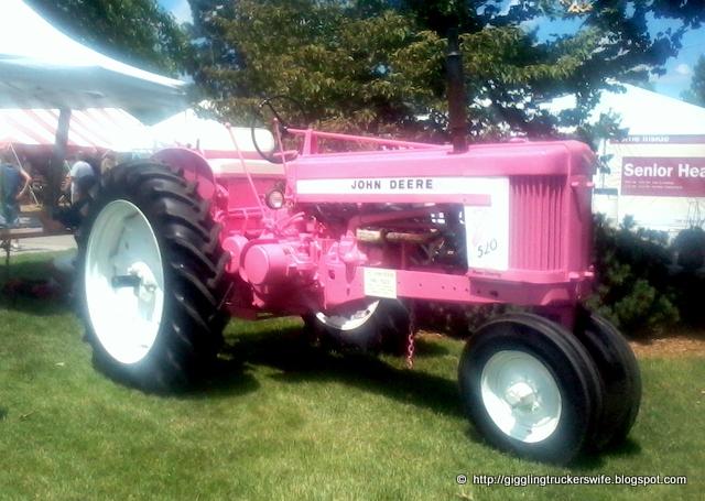 John Deere Girls : Girls on john deere tractors images femalecelebrity