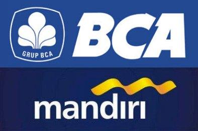 masalah nasabah BCA dan MANDIRI di Galesong