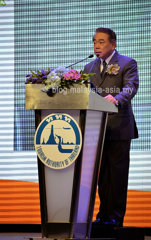 Admiral Narong Pipattanasai, Deputy Head of National Council for Peace and Order (NCPO)