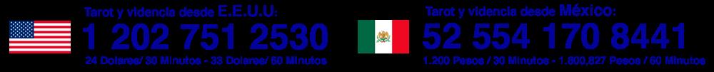 TAROT EN MEXICO Y ESTADOS UNIDOS