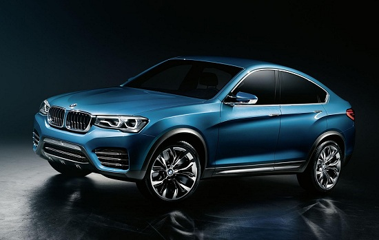 BMW X4 concept