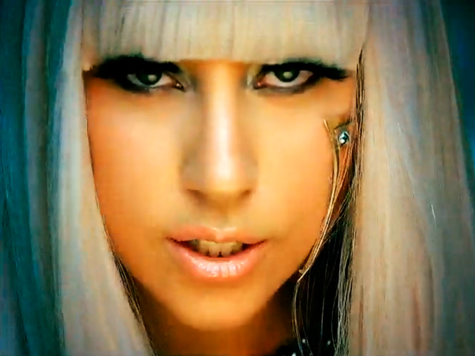 poker face lady gaga video