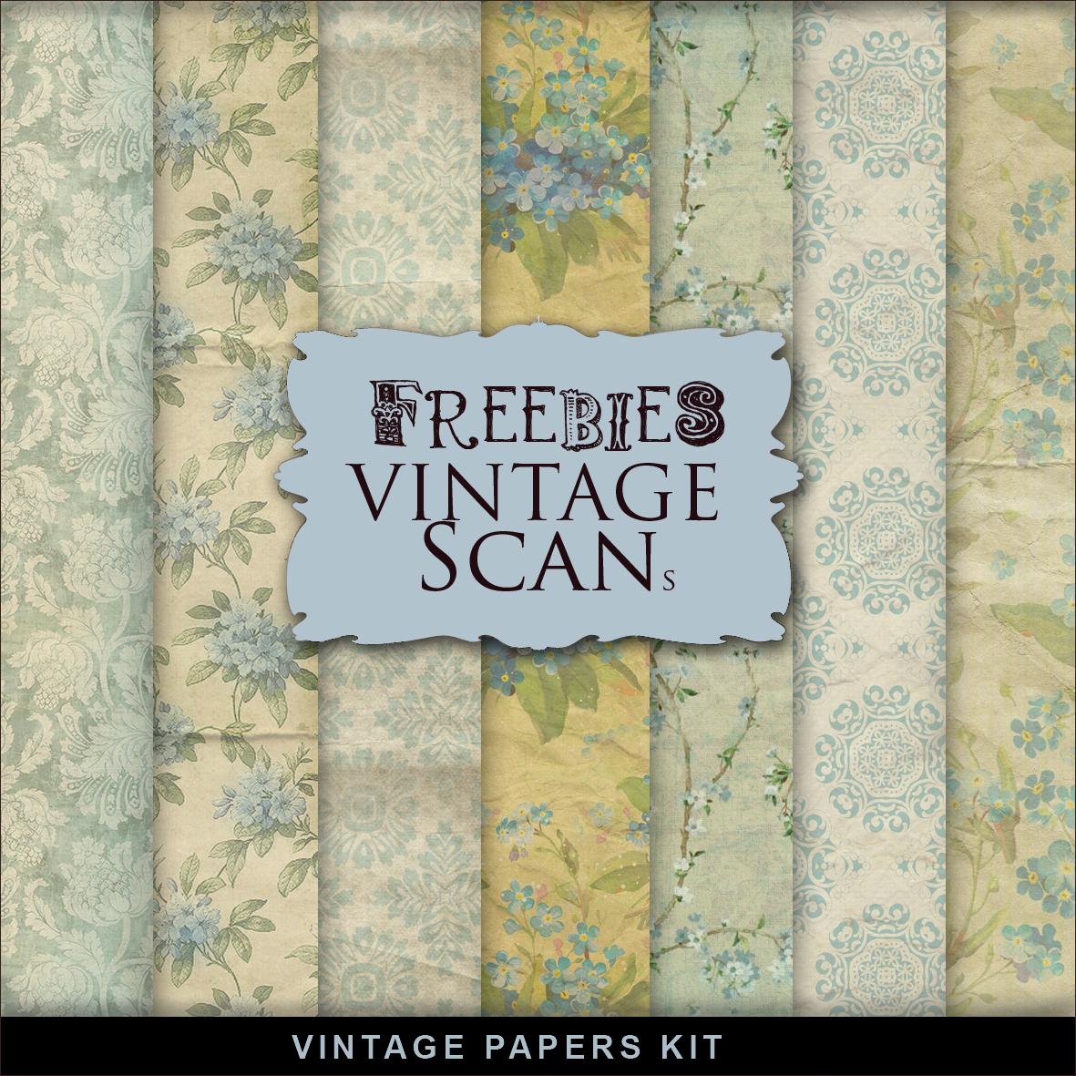 Vintage Style Paper