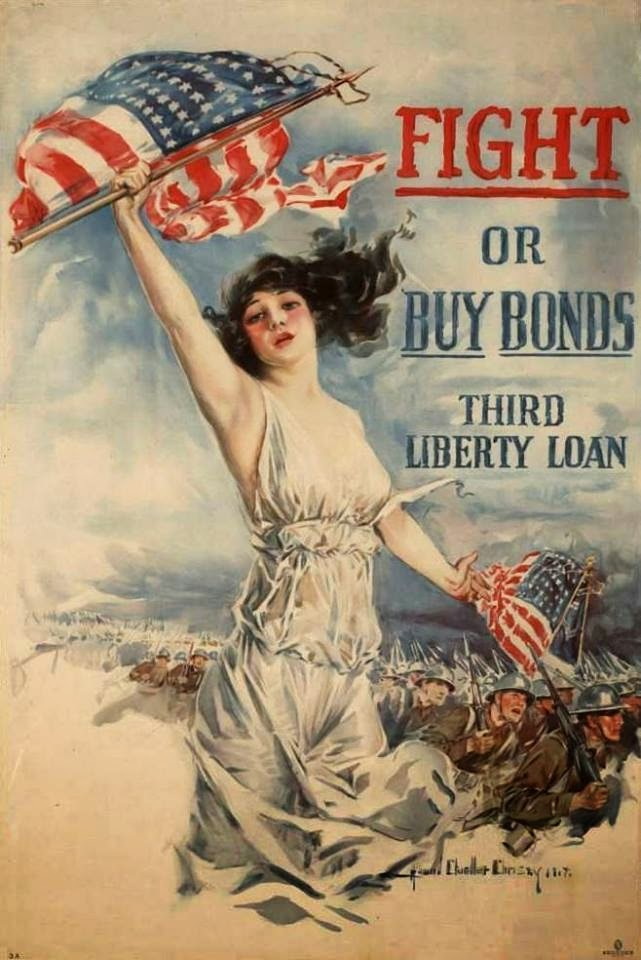 Buy Liberty Bonds