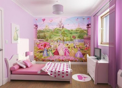 10 Dormitorios estilo princesas Disney | Ideas para decorar ...
