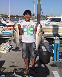 4,6kg y 3kg Ria de Huelva