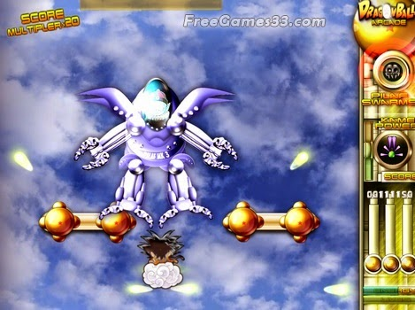 Download Game PC Ringan Dragon Ball Arcade