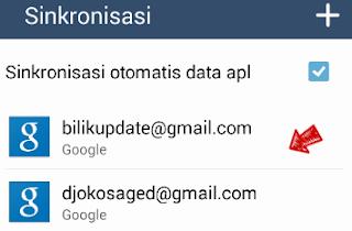 Cara Keluar Dari Akun Gmail Android