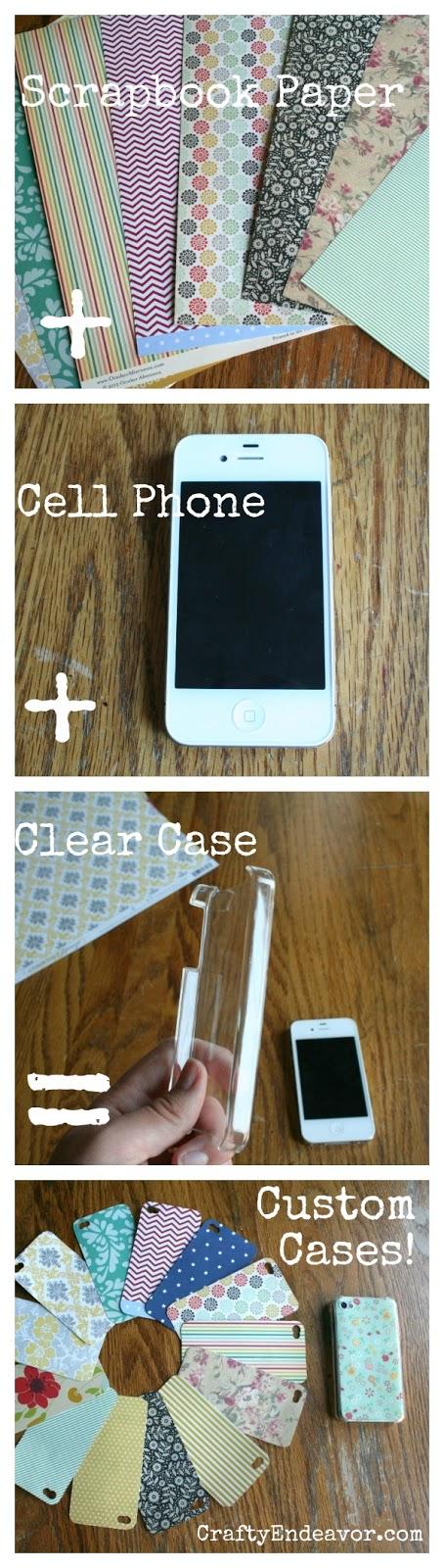 hacer una funda para iphone