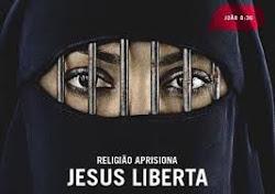 MÚSICA APRISIONA A  BÍBLIA LIBERTA