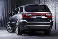 Dodge Durango (2014) Rear Side