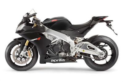 2012 Aprilia RSV4R APRC Black