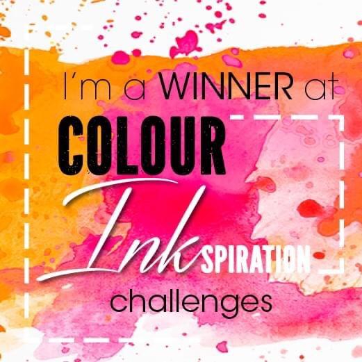 Colour INKspiration Winner