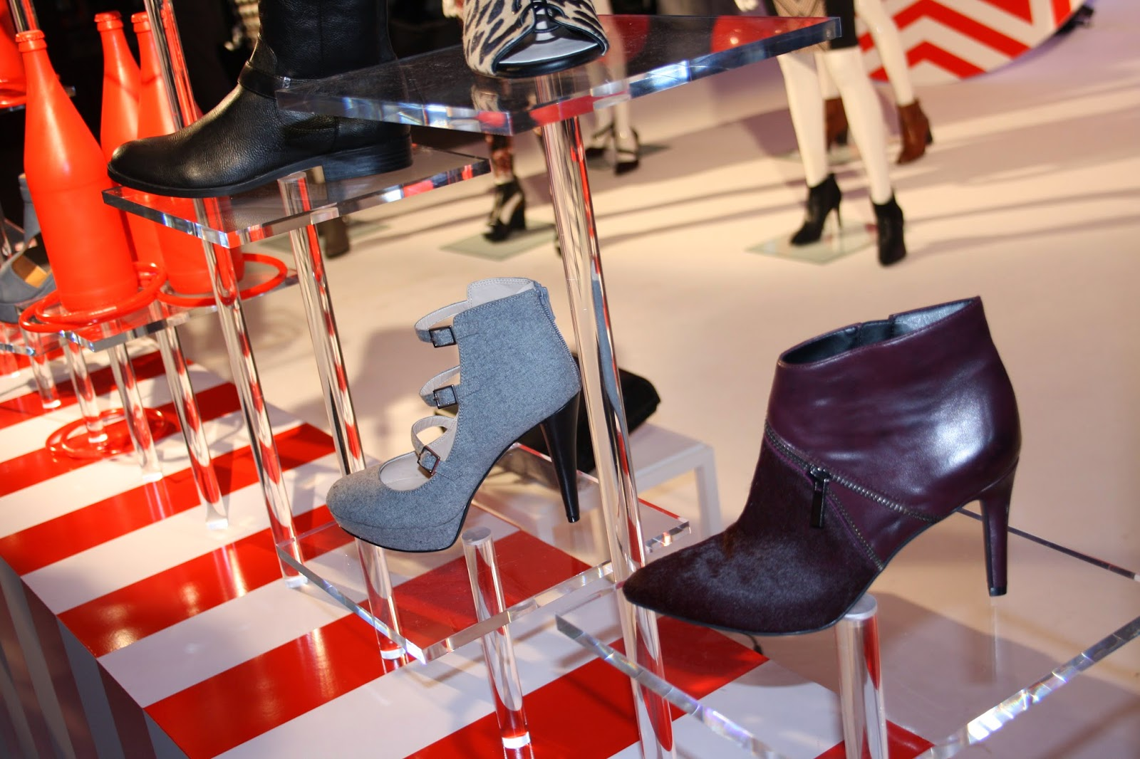 Bar III Shoe Launch + Fall '14 Preview