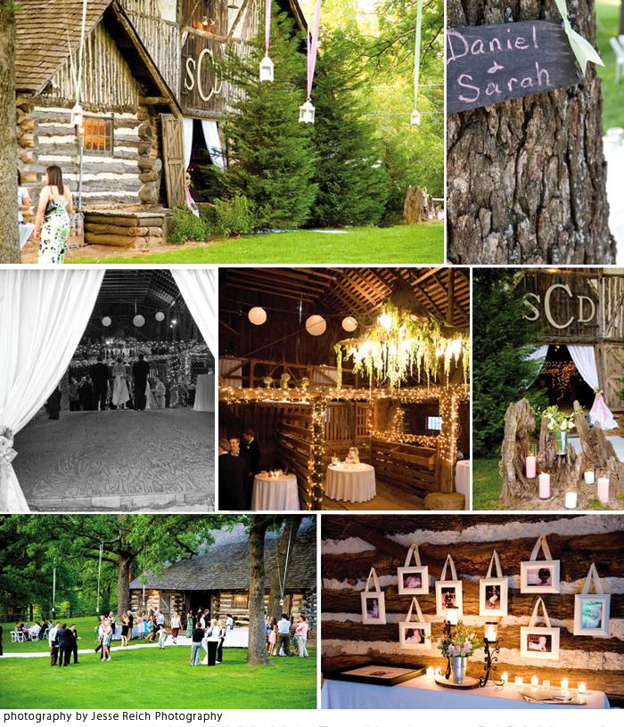 My Sweet June: Barn Wedding Beauty