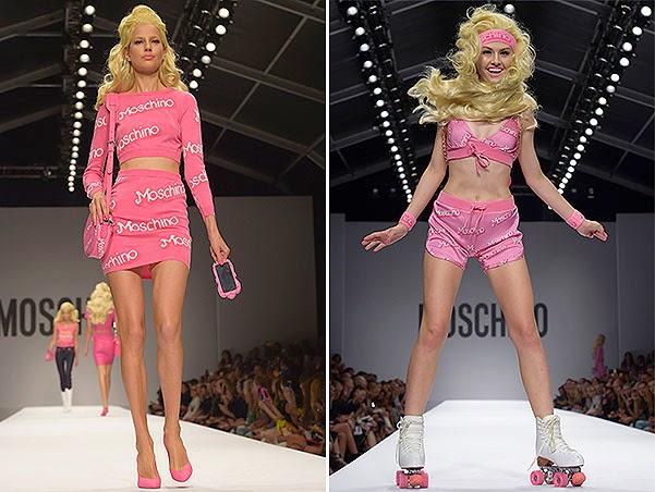 Milan Fashion Week_Moschino show