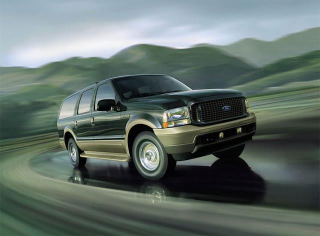 エクスカーション | Ford Excursion (2000-2005)