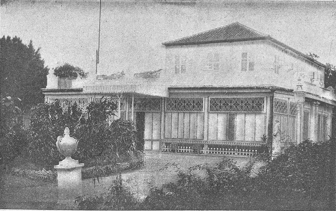 Residencia del Capitán General en La Habana