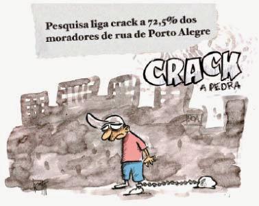 PRESO AO CRACK