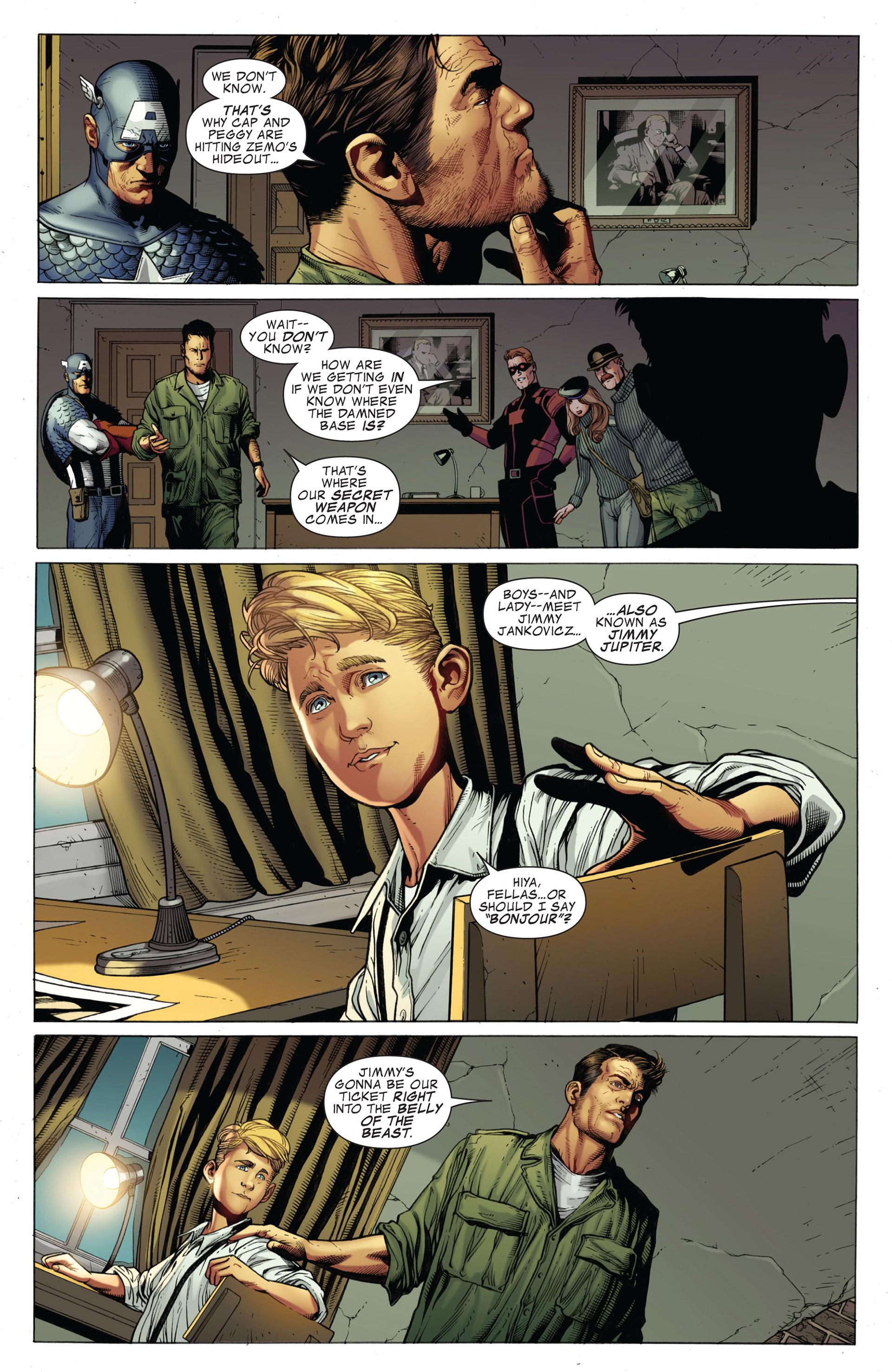 Captain America (2011) Issue #1 #1 - English 15