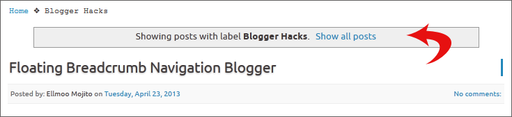 "Cara Menghilangkan ""Status Message"" Blogger"