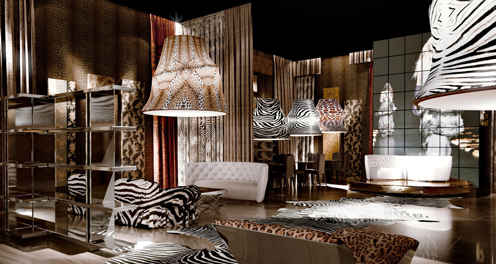 Roberto Cavalli Home Collection