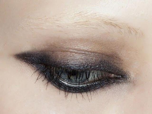 Tendance eye liner sfumato