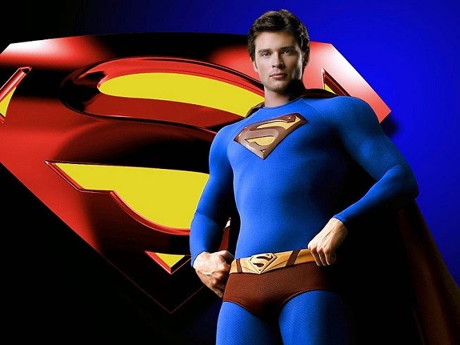 superman tom welling