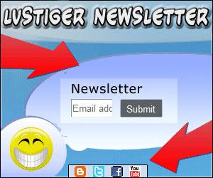 Lustiger Newsletter