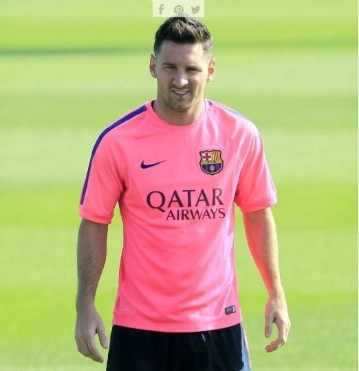 Leo Messi, centro de las críticas israelíes en las redes sociales