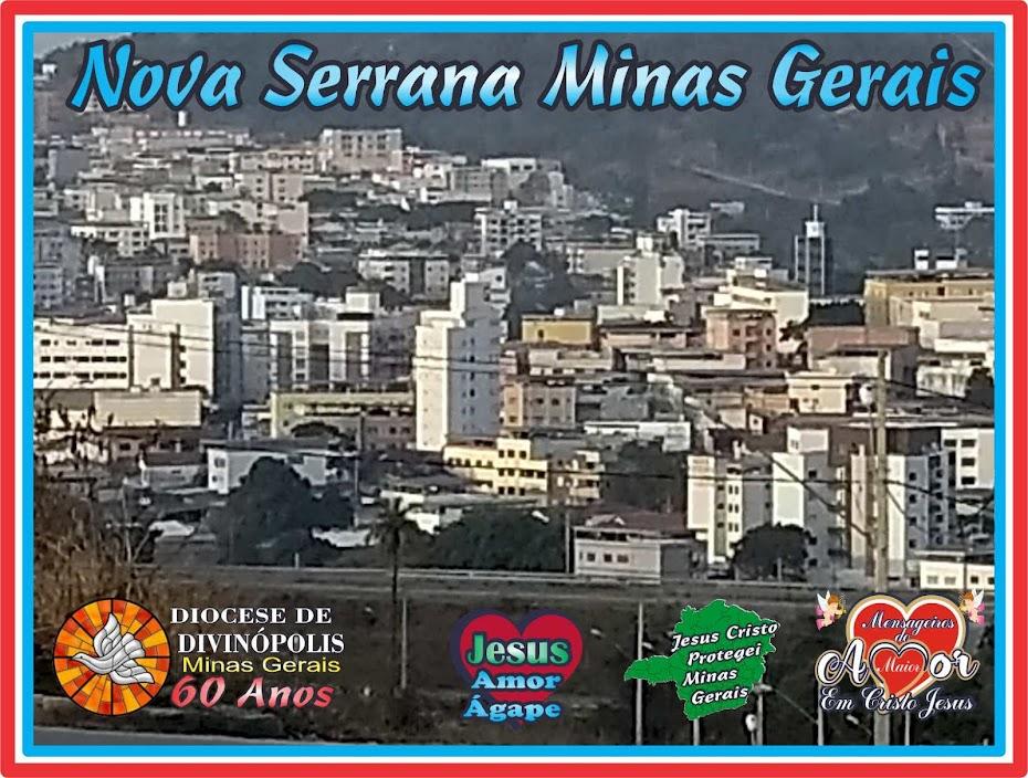 Nova Serrana Vista Parcial Àrea Central