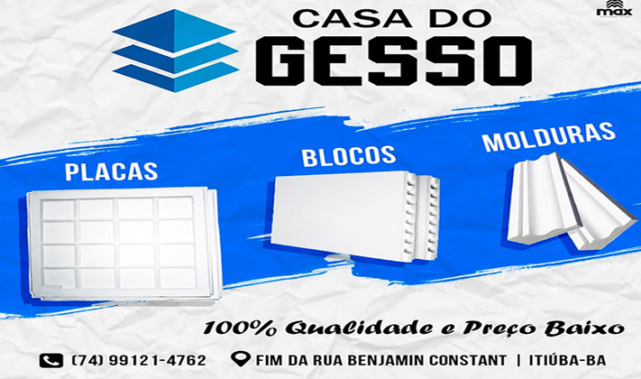 CASA DO GESSO