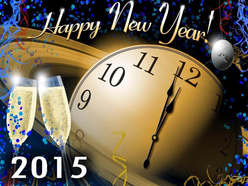 Happy New Year Wallpaper 2015