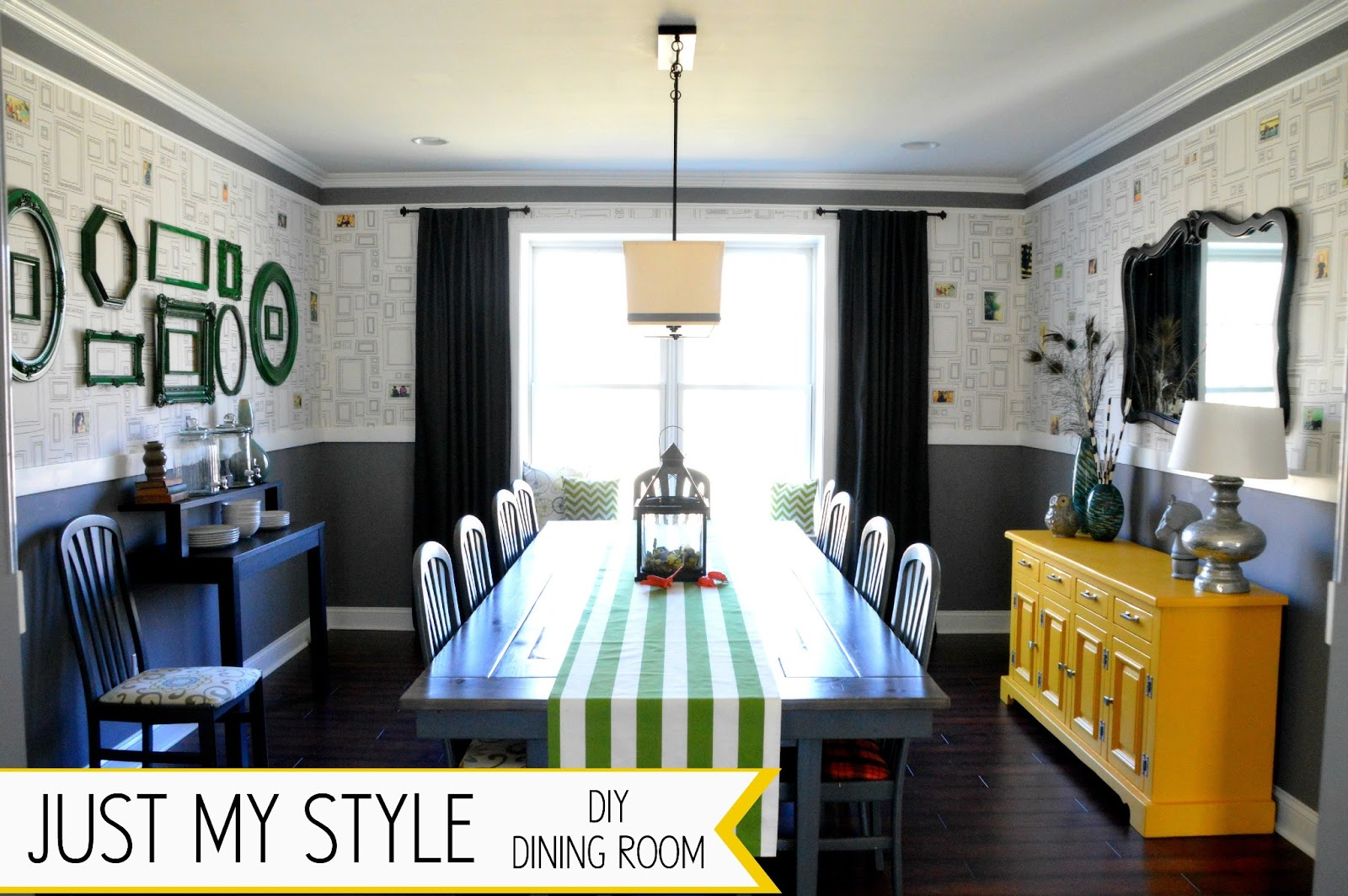 Dining Room Frames 17 Best Ideas About Dining Room Walls On ...