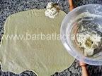 Cremsnit preparare reteta foitaj - aluatul intins si untul