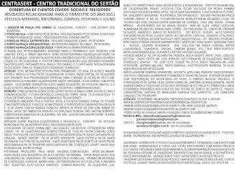 PANFLETO DA CAMPANHA PROMOCIONAL DO COMERCIO DE CAJAZEIRAS PB