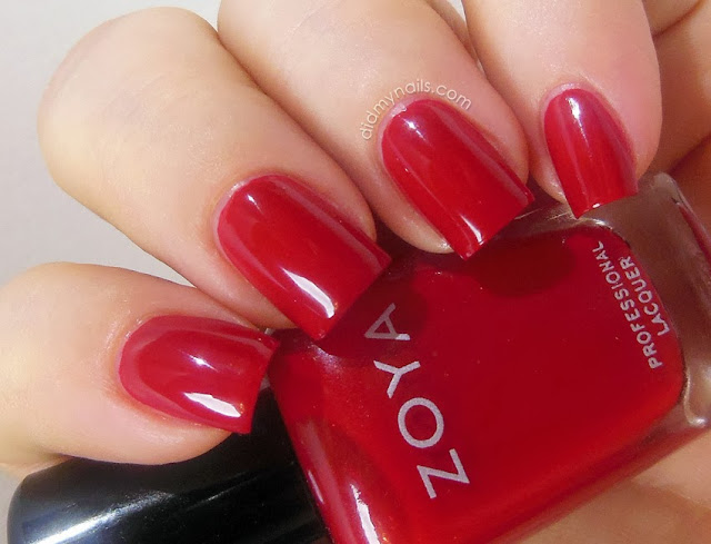 Zoya Livingston swatch