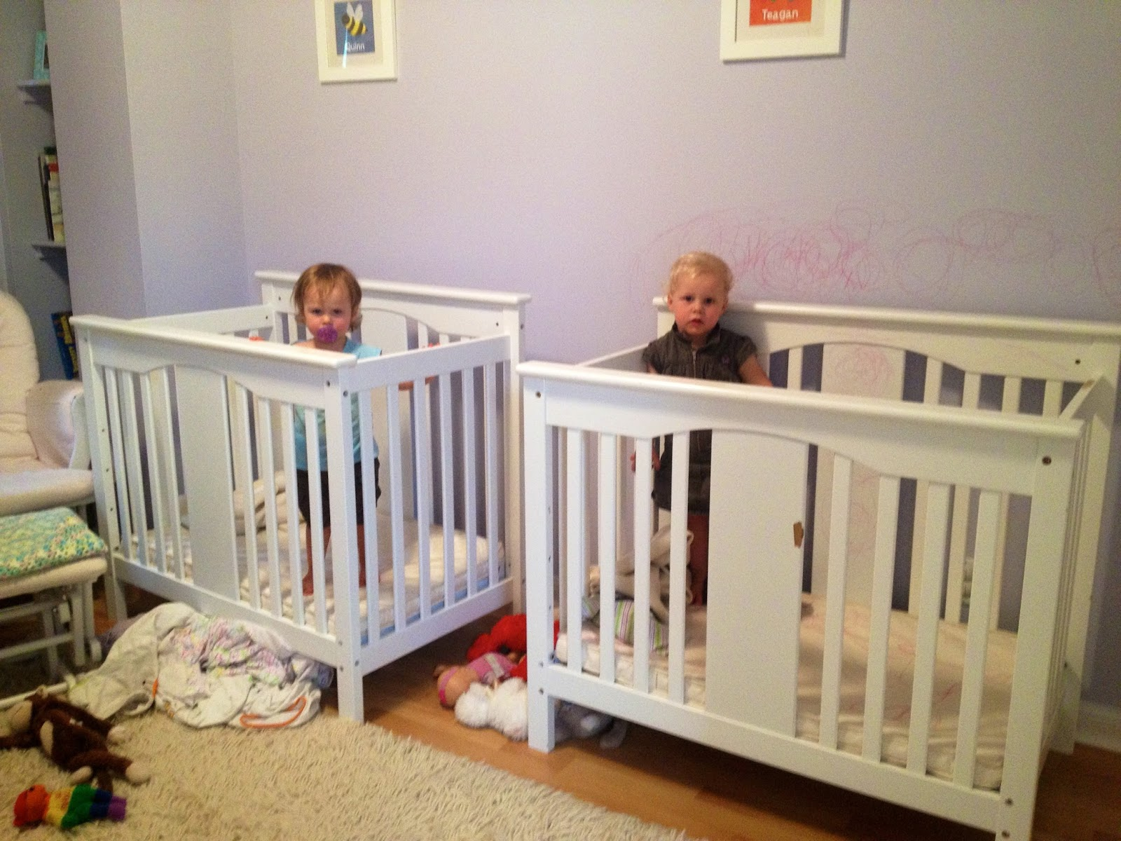 Baby bed for 2 year old - I Heard The Stories And Even Saw The Pictures My Precious Angels Wouldn T Do Those Kinds Of Things When Were Older Think Again Naive Mommy