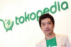 william ceo tokopedia