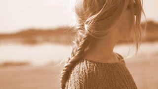 Trenzas de pelo largo