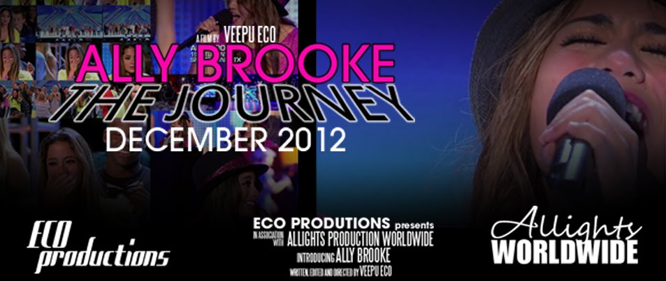 Ally Brooke - The Journey