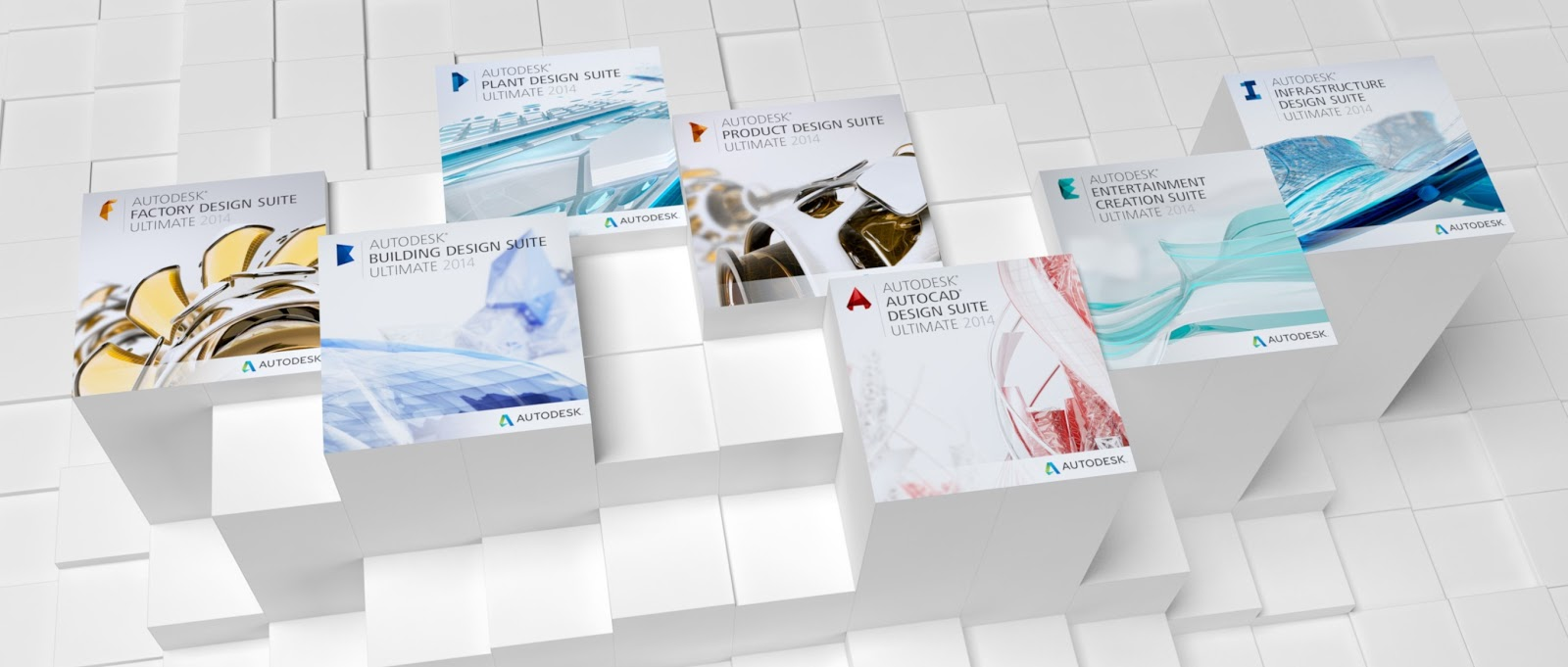 Autodesk Product Design Suite 2014