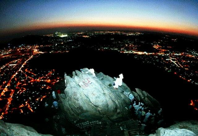 Gambar Penampakan Malam Lailatul Qadar DP BBM Ciri Tanda Malam Laitul Qodar Wallpaper
